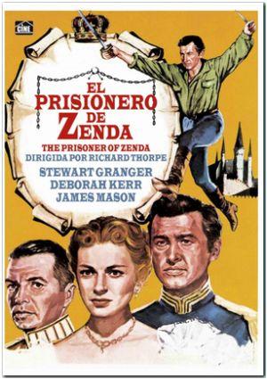 el prisionero de zenda película